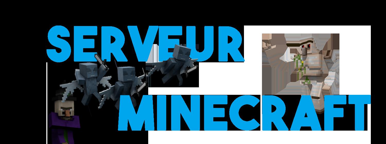 Serveur-Minecraft Logo