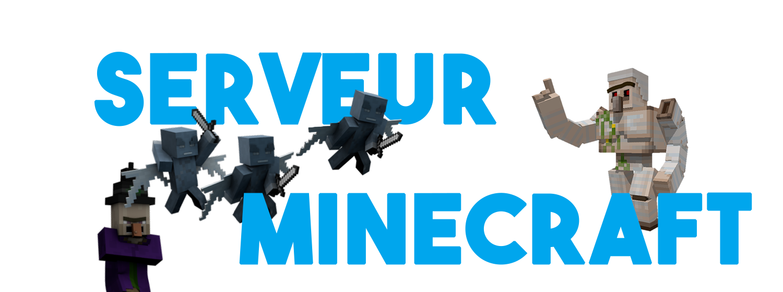 Serveur Minecraft Gratuit Logo